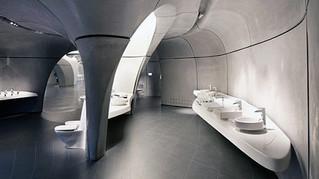 Zaha Hadid, Roca Gallery, London