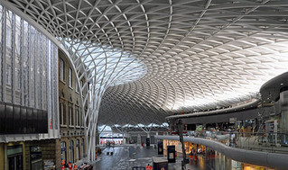 John McAslan's King's Cross Concourse, London
