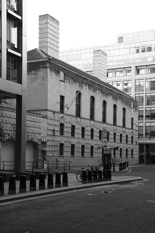 Buildings: City of London Police Station, Wood Street