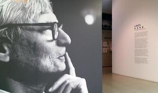 Glorify the Brick: Louis Kahn at the Design Museum