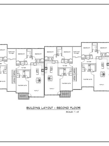 Building 1st Floor