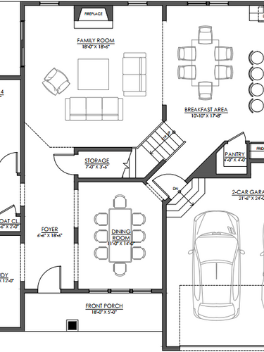 Sample Floor Plan #1