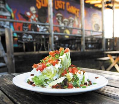 Slim's Wedge Salad