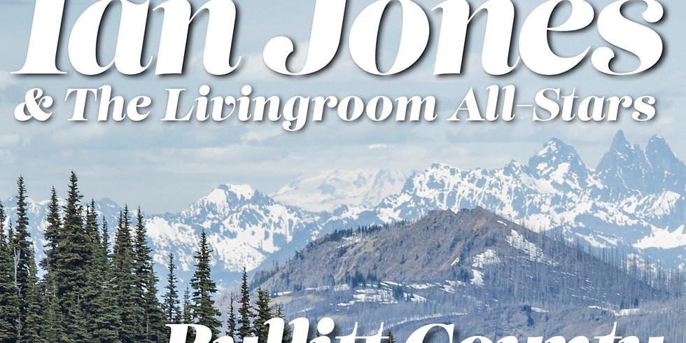 Ian Jones & the Livingroom Allstars, Bullitt County