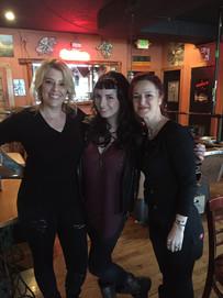 Jen, Ally & Celeste