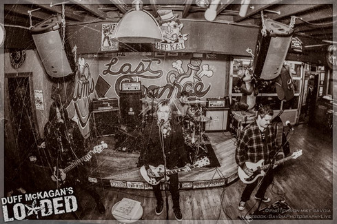Loaded live at Slims!