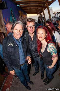 John Doe, Billy & Celeste