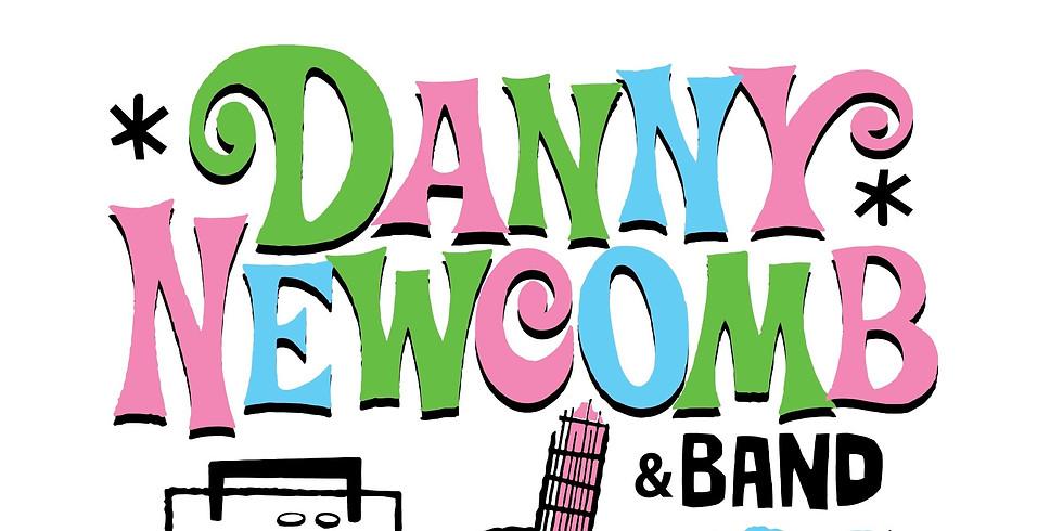 Danny Newcomb & Band, Small Paul, The Drifter Luke