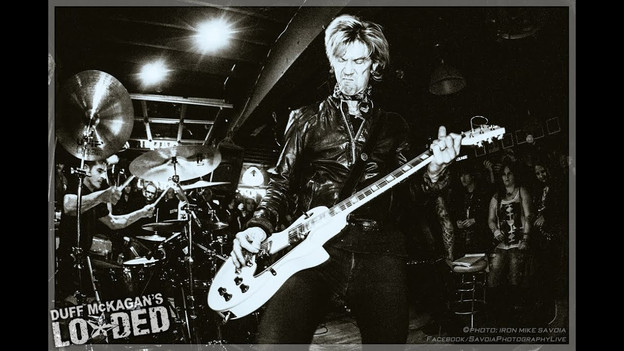 Duff McKagan's Loaded Live at Slims