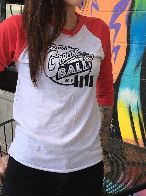 Greaseball Baseball T-shirts