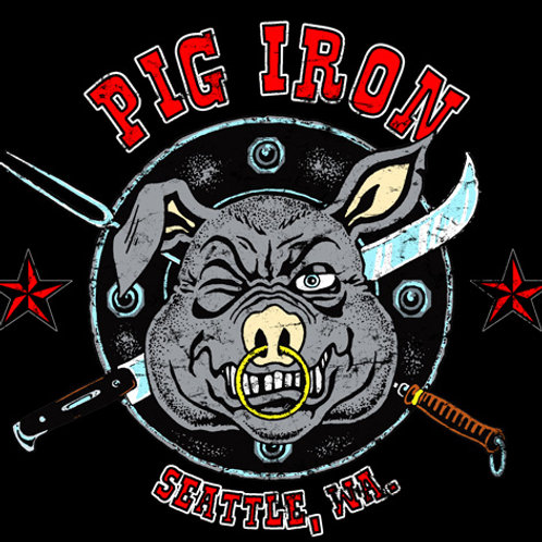 PIG IRON GIRLY T