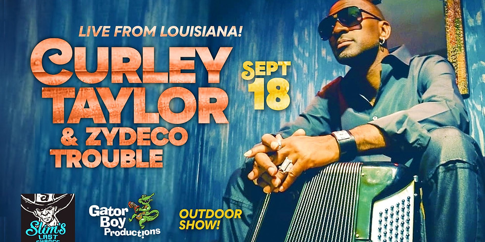 Curley Tayler & the Zydeco Trouble