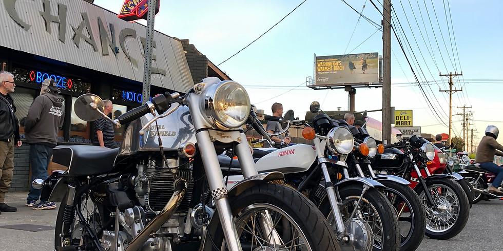 VME - Vintage Motorcycle Enthusiast Meetup