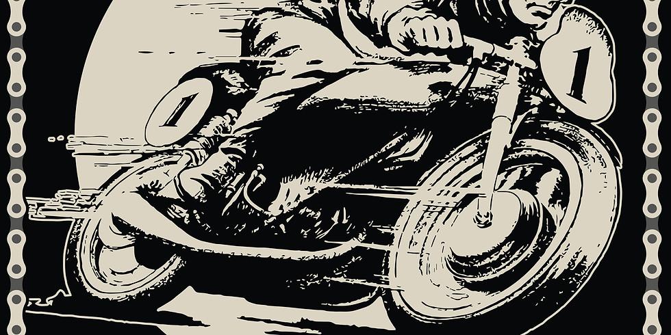 VINTAGE MOTORCYCLE ENTHUSIESTS MEET UP