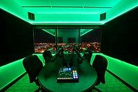 Podcast Studio Green.JPG