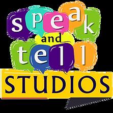 Speak and Tell Studios Logo.PNG