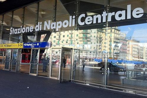 Transfer da/per Stazione Napoli Centrale