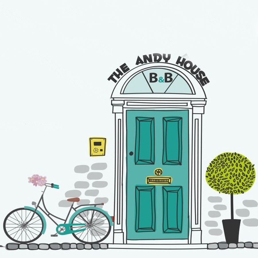 the andy house