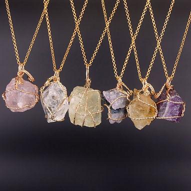 Fashion-Jewelry-Natural-Fluorite-Lemon-Q
