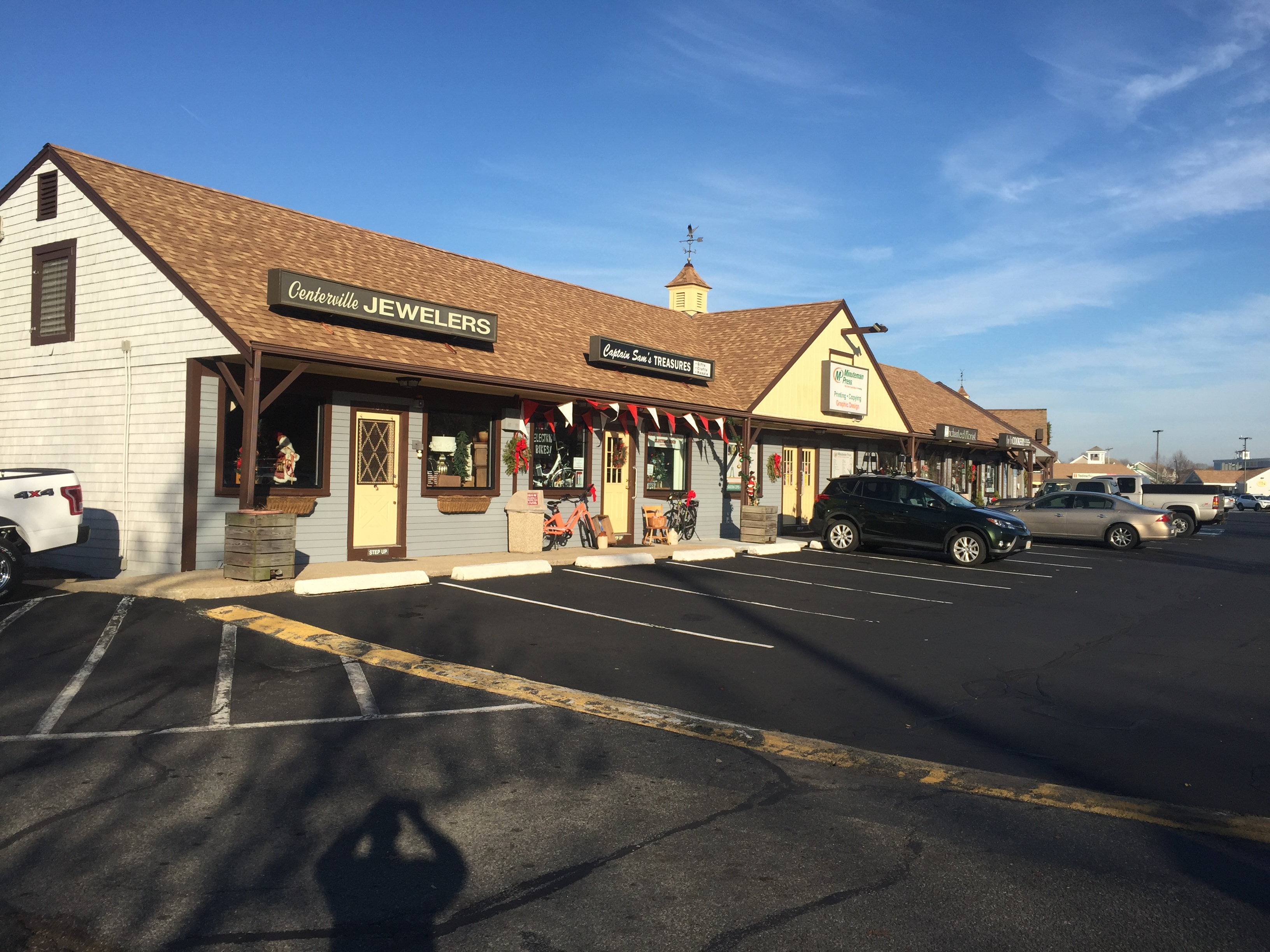 Centerville plaza jewelers