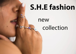S.h.e fashion תכשיטי אופנה