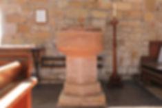 Grimston Church Font