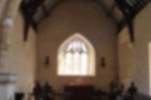 Grimston Church, The Chancel