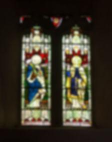 Grimston Stain Glass Window