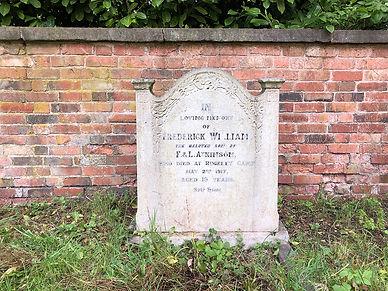 Grimston Church War Grave
