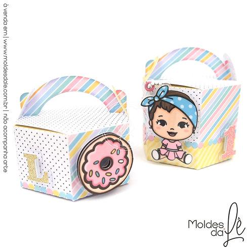 Kit Caixas Sweet Baby
