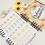 Thumbnail: Cartela de Adesivos - Caderno de Memórias