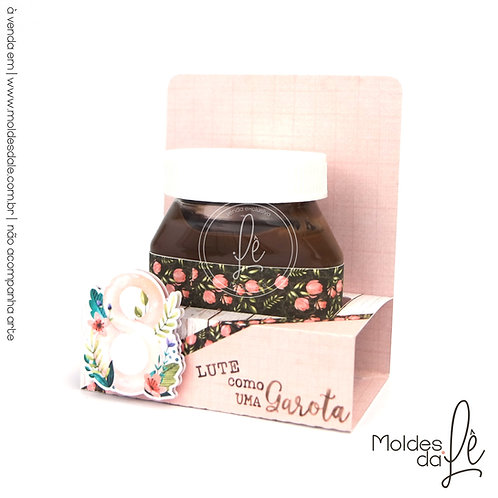 Display para Nutella