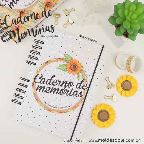 Caderno de Memórias - Miolo A5