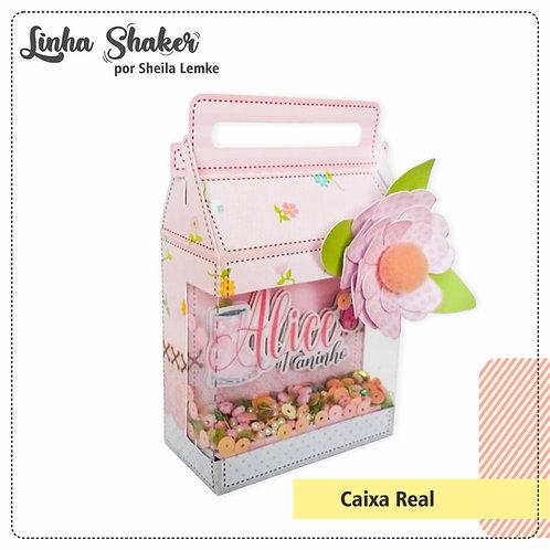 Caixa Real Shaker