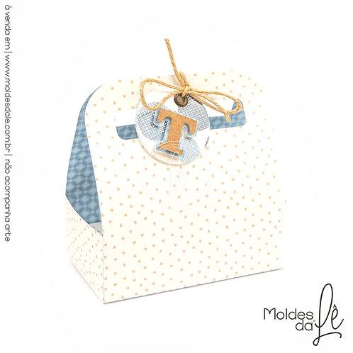 Caixa Bolsinha para Ferrero