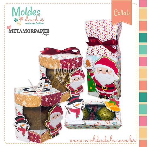 Kit Collab de Natal