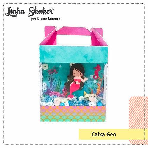 Caixa Geo Shaker