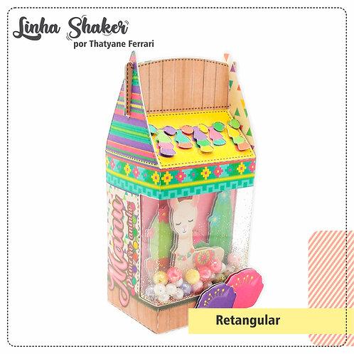 Retangular Shaker
