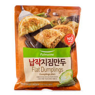 Pulmuone Flat Dumplings (1 LB 8.7 Oz)
