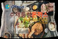 O'Food Pork Loin Cultlet 12 Oz
