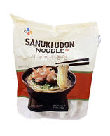 CJ Sanuki Udon Noodle 5 Pieces (2.5 LBS)