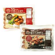 CJ Vienna Sausage with Chunky Juicy Pork (12 Oz)