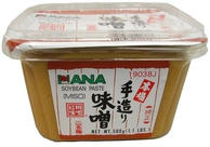 Hana Shiro Miso Japanese Soybean Paste (1.1 LBS)