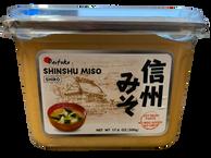 Daifuku Shinshu Miso 17.6oz