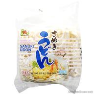 Hana Japanese Style Noodle Sanuki Udon 5 Pieces (2.75 LBS)