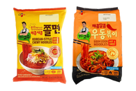 CJ Korean Style Chewy Noodles