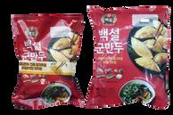 CJ Crispy Vegetable, Beef & Pork Dumplings