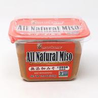 Marukome All Natural Miso (13.2 Oz)