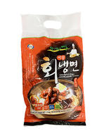 Wang Korean Style Sashimi Spicy Noodle 3 Servings (2.5 LBS)