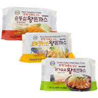 Wang Uncooked Katsu Fritter (12 Oz)